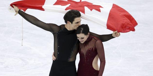 Tessa Virtue and Scott Moir stole Canada's hearts at the PyeongChang Olympics.