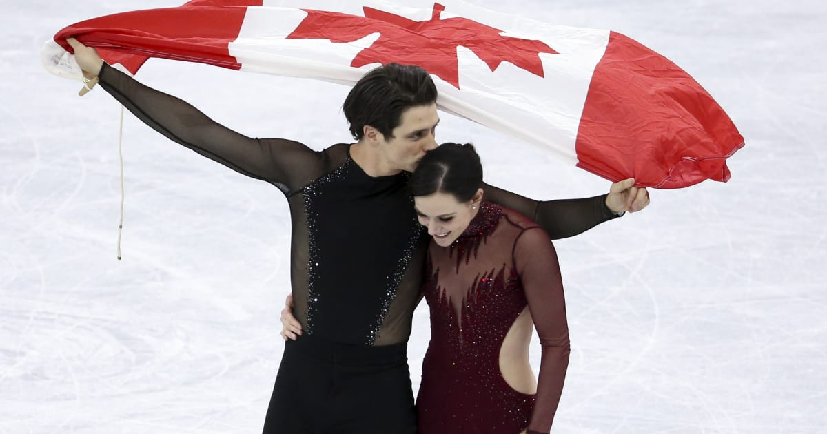 Virtue And Moir, McMorris And More: Favourite Stories From The PyeongChang Olympics