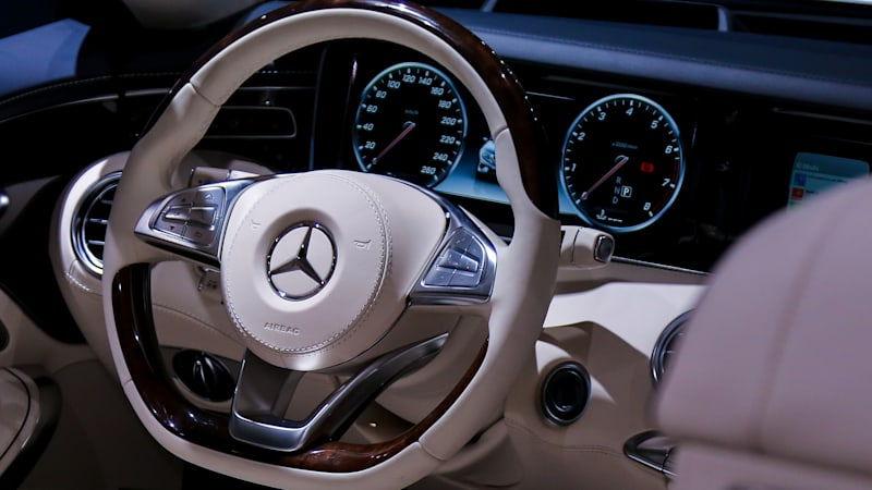 4aea05824a Mercedes is working with Microsoft to make your commute more ...