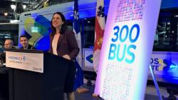 Qu'est-ce qu'on fait avec ces 300 autobus? La STM veut votre
