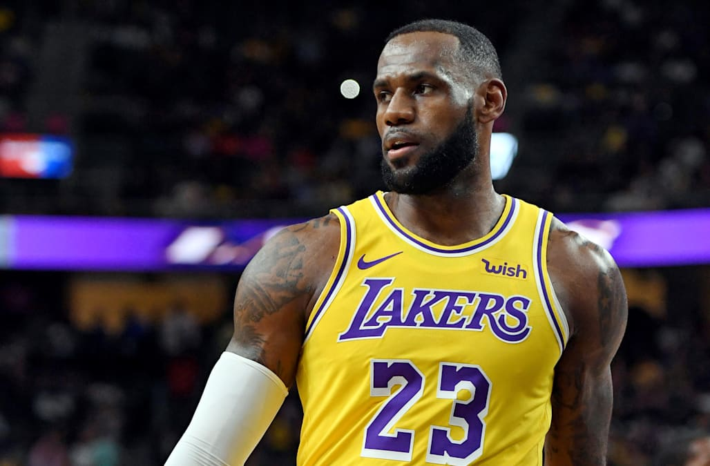 1530062585a LAS VEGAS — LeBron James has an impressive streak on the line that is  presumably coming to an end late in the season. And it will likely come to  pass ...