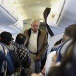 Los vuelos de López Obrador: la pesadilla de azafatas y