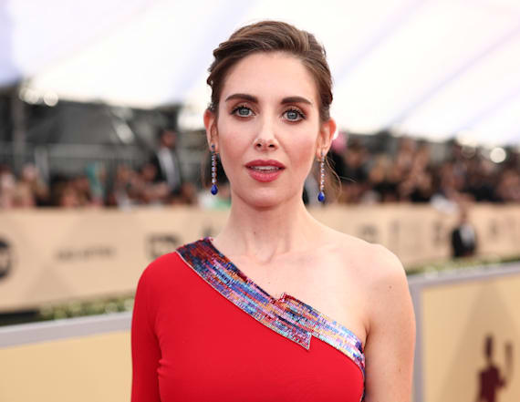 Alison Brie speaks out about James Franco claims