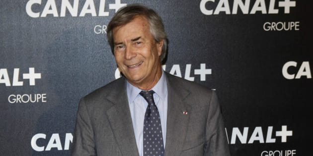 Vincent Bolloré, le 3 février 2016.
