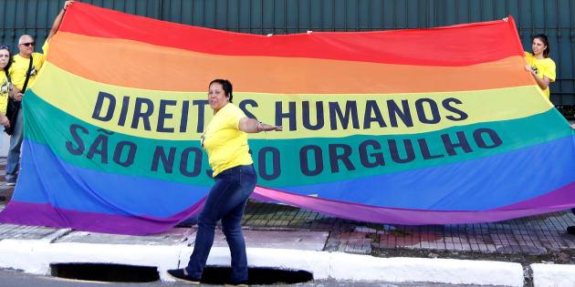 A cada 19 horas uma pessoa da população LGBT morre no Brasil.