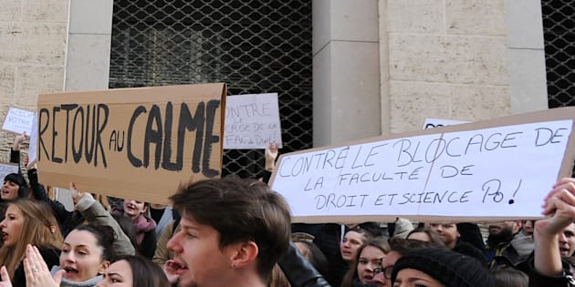 """Après Montpellier et Paris, assiste-t-on au retour des """"milices d'extrême droite"""" dans le milieu étudiant?"""