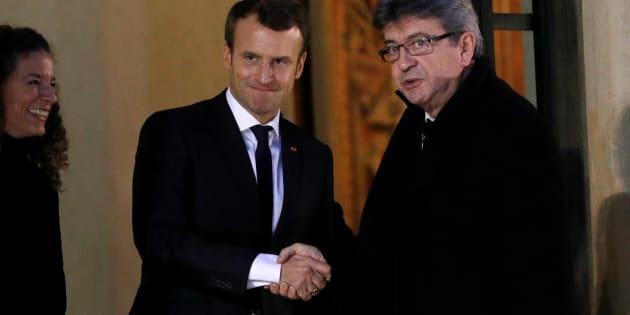 La France insoumise boycottera (encore) le Congrès d'Emmanuel Macron.