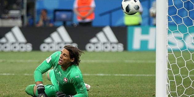 Suisse-Costa Rica à la Coupe du monde: Ce pénalty gag a privé la Nati de la première place de son groupe.