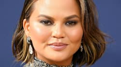 Chrissy Teigen Savages Guy Who Asks If She's Pregnant Again During