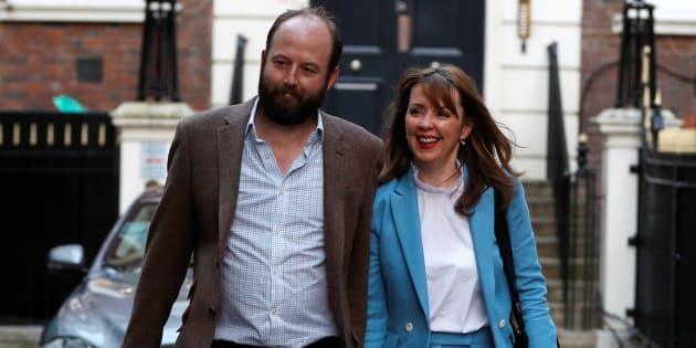 Fiona Hill et Nick Timothy, les deux plus proches conseillers de Theresa May démissionnent