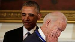 Obama Awards Biden The Presidential Medal Of Freedom In Surprise White House