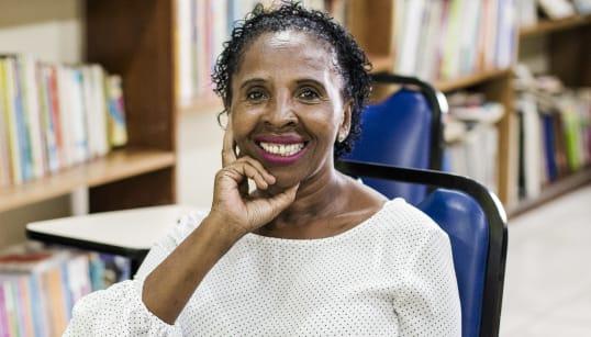 Dia 28: Rozeli da Silva, a mãe de mais de 300