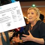 Pourquoi ce tweet de Le Pen dénonçant son examen psychiatrique pourrait lui coûter