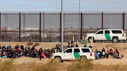 Detienen a 400 personas en un día que cruzaron ilegalmente la