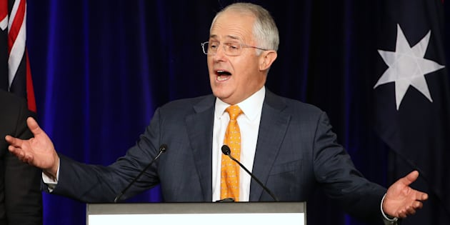 """Our policy on border protection is the best in the world,"" the Prime Minister said."