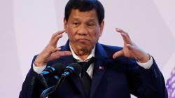 Fuertes críticas a Duterte por lo que ha dicho sobre los