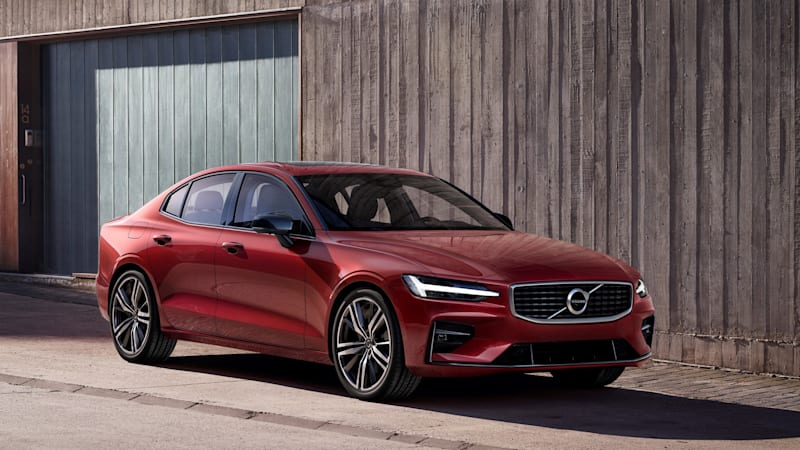 2019 Volvo S60 takes automaker into fresh new era