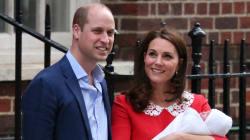 La famille royale diffuse deux nouvelles photos adorables du prince