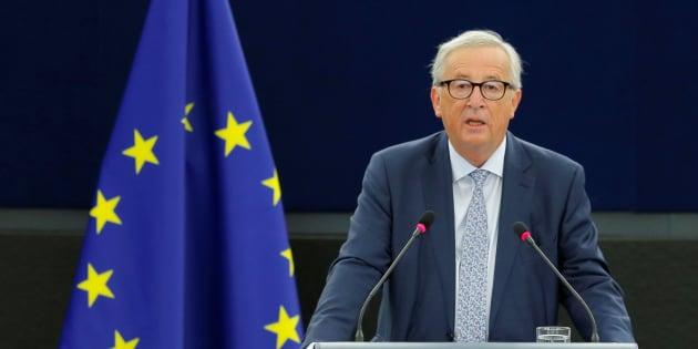 Juncker, discorso stato Unione: Europa resti tollerante, no a nazionalismo malsano LIVE