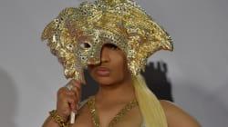 Nicki Minaj se transforme en Méduse pour pétrifier ses