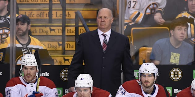 Photo d'archives de Claude Julien.