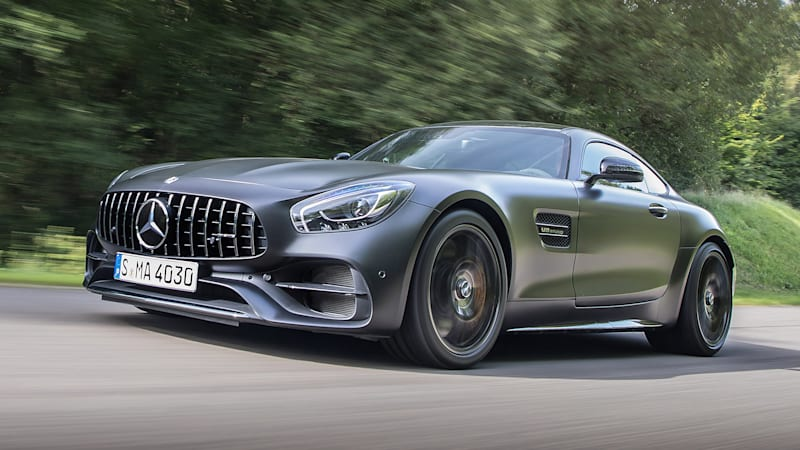 2018 Mercedes-AMG GT C Quick Spin | This is the AMG GT you want