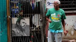 FOTOS: Gris festejo en Cuba a un año de la muerte de Fidel