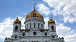 FOTOS: Moscú en