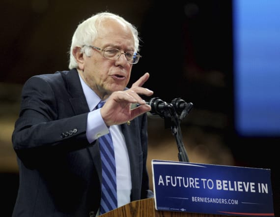 Ex-staffer with cancer sues 'compassionless' Sanders