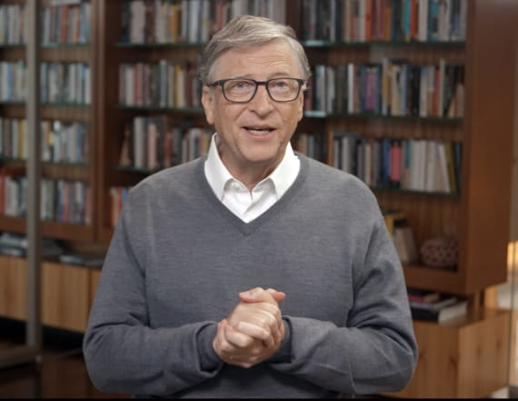 Bill Gates makes bold COVID-19 prediction