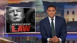 Trevor Noah On Trump: Just What Every American Wants — A