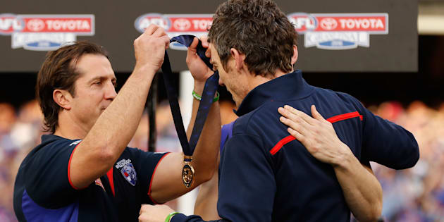 One of the most touching moments of the AFL.