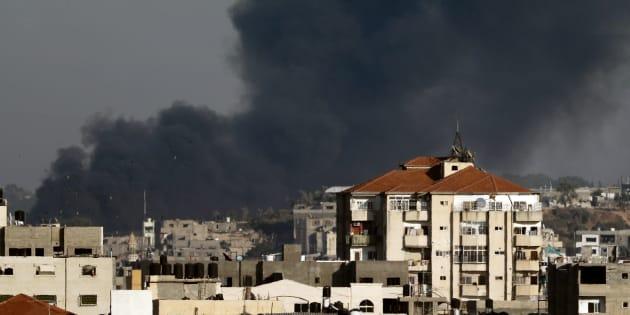 Affrontements les plus sévères entre le Hamas et Israël depuis 2014