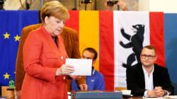Merkel conquista 4º mandato, segundo boca de urna; extrema-direita