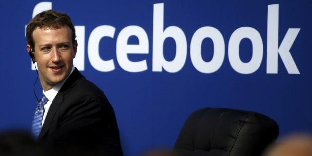 Mark Zuckerberg, le patron de Facebook, se mobilise - comme beaucoup d'autres - contre le décret anti-immigration de Donald Trump