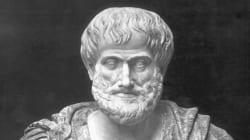 Aristotele, una scelta stravagante e