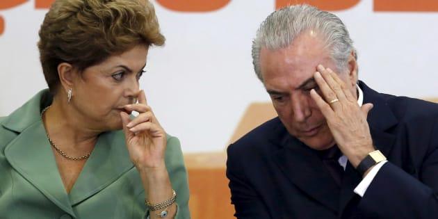 Tribunal Superior Eleitoral (TSE) absolveu chapa que elegeu Dilma Rousseff e Michel Temer de acusação de abuso de poder político e econômico nas eleições de 2014.
