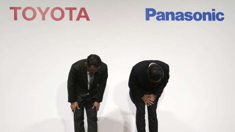 Toyota-Panasonic venture to build hybrid batteries