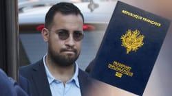 Qu'est-ce qu'un passeport diplomatique comme ceux qu'utilise
