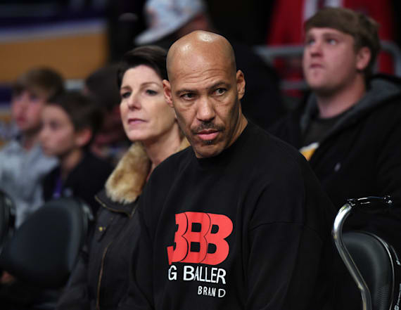 Trump reignites feud with LaVar Ball on Twitter