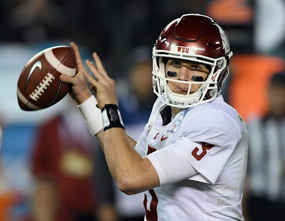 QB Tyler Hilinski's death officially ruled a suicide