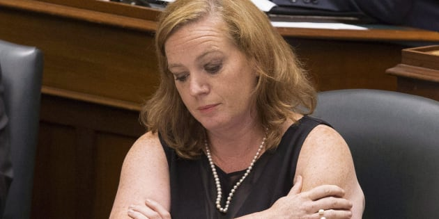 Lisa MacLeod Calls Sex Trafficking 'Ontario's Dirty Little Secret'