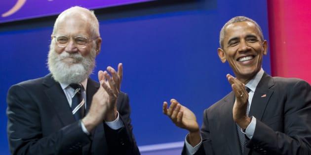 Letterman, Obama e la filosofia del tiro da 3 punti