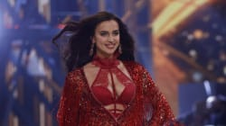 Move Over Demi Moore, Irina Shayk Just Recreated THAT 'Ghost'