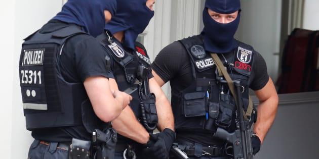Une fusillade dans une discothèque en Allemagne fait un mort et 4 blessés (Image d'illustration).