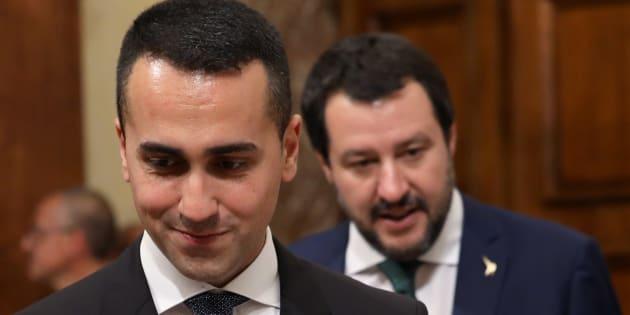 Di Maio risponde a Salvini sull