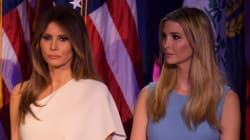 El outfit ganador de Melania Trump, que por cierto, se parece a uno de