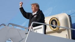 Trump devrait demander 8,6 G$ pour le mur au