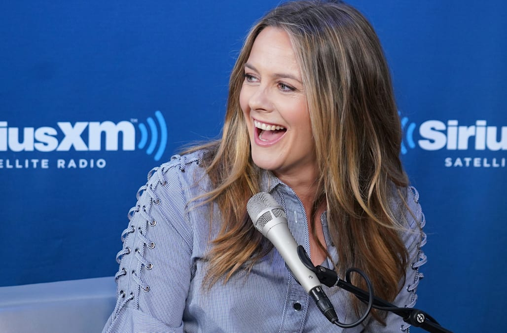 Alicia Silverstone is 'super excited to be available' after