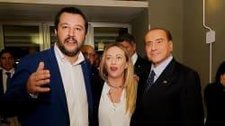 Il patto a tre nel centrodestra prende quota. Berlusconi lancia il tavolo sul programma